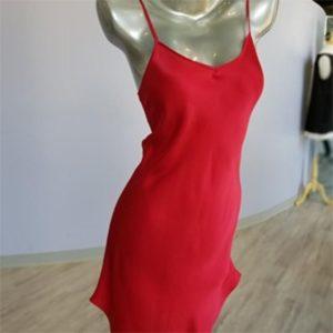 Uplift Red Slip Chemise